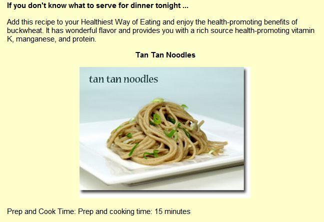 WHFoods: Tan Tan Noodles | Glenda the Good Foodie