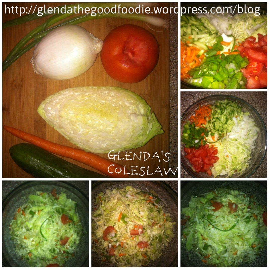 Glenda's Coleslaw