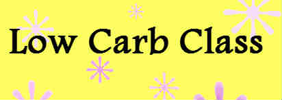 lowcarbclass